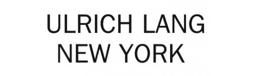 Ulrich Lang New York