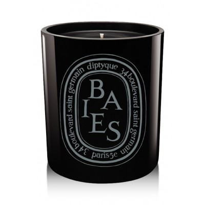Baies Noire scented candle 300gr