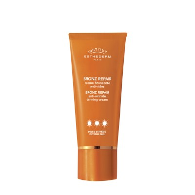 Bronze Repair Anti Wrinkle Tanning Cream Extreme Sun
