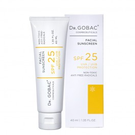 Facial Sunscreen SPF25