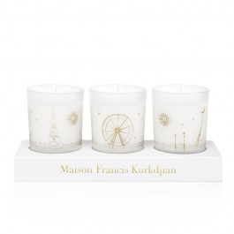 Francis Kurkdjian Scented Holidays Candles