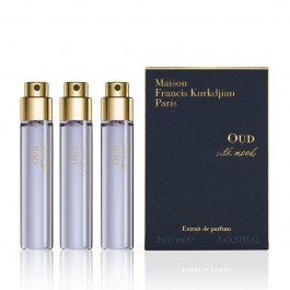 Oud Silk Mood 3x11 ml