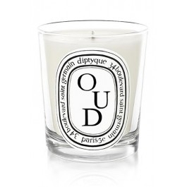 Oud Scented Candle