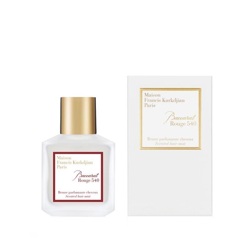 Baccarat Rouge 540 Brume Parfumante Cheveux Francis