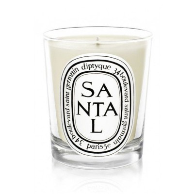 Santal scented Candle