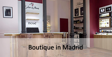 Boutique in Madrid